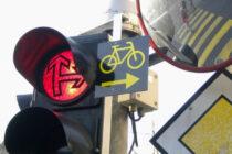 Verkehrsregeländerung