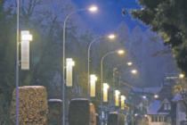 Bassersdorf hat die «hässlichste Weihnachtsbeleuchtung»