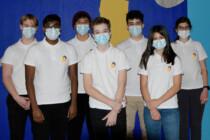 Kantonsschüler schaffen es mit Limonadegetränk in den Volg