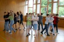 «Dancing Classrooms» bringt Schwung in den Schulalltag